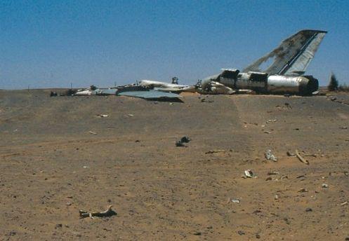 Un Tupolev Tu-22 perdido tontamente (2/4)