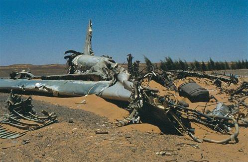 Un Tupolev Tu-22 perdido tontamente (4/4)