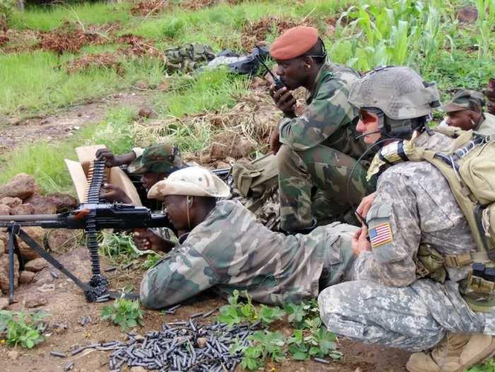 USSOF en Mali