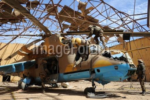 Mil Mi-24 en Gao