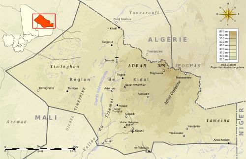 Provincia de Kidal