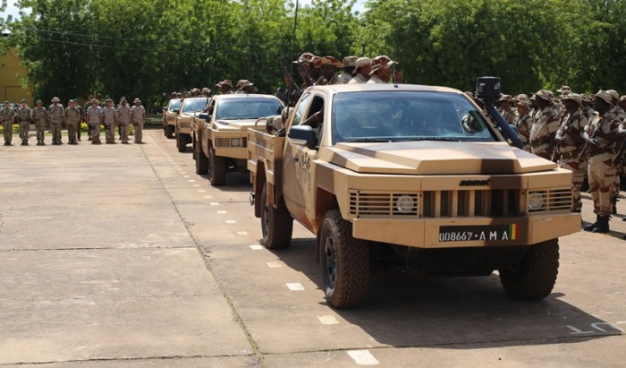 ACMAT ALTV de Mali