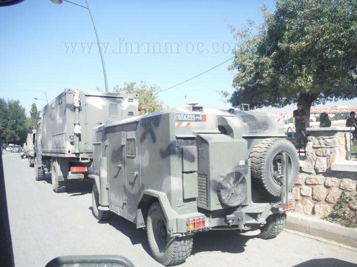 Sistema AF902 del ejército marroquí