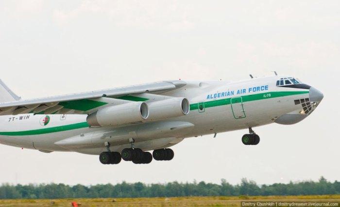 Argelia Il-78