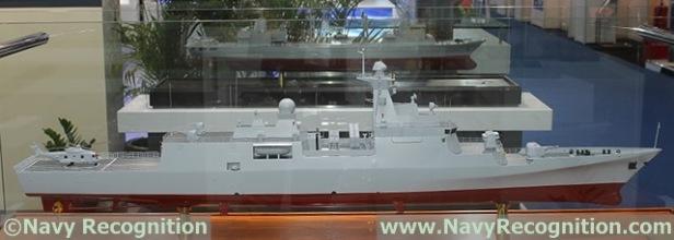 China_State_Shipbuilding_Trading_Co_C28A_Corvette_Algeria_DSA_2014_news_2