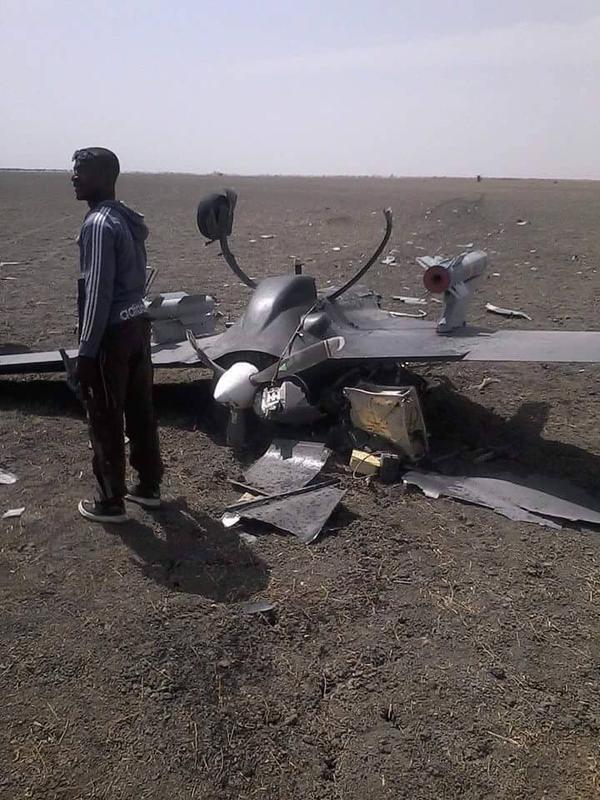 WH-3 en Nigeria