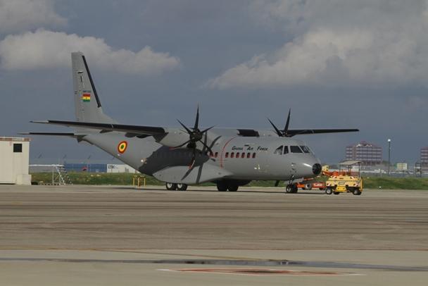 C-295 de Ghana