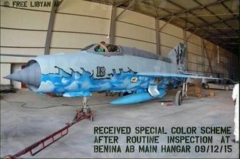 MiG-21 después