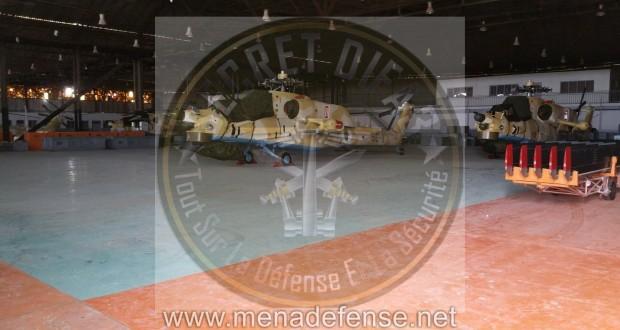 Mil Mi-28 en Argelia