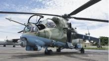 Mi-24P de Senegal