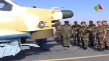 Mil Mi-28 argelinos