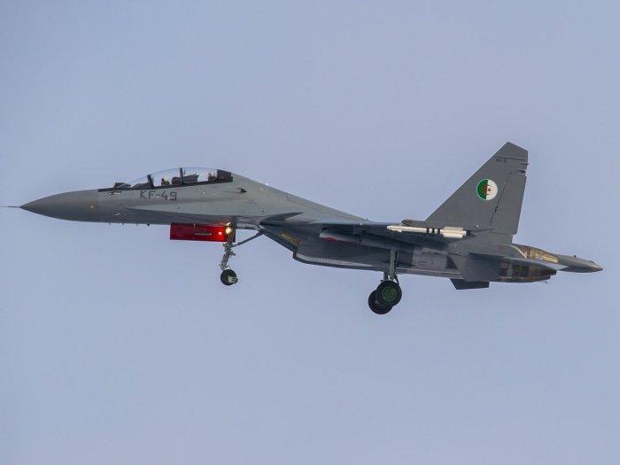 Su-30 argelino